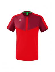 ERIMA Kinder / Herren Squad T-Shirt SQUAD bordeaux/rot
