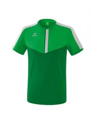 ERIMA Kinder / Herren Squad T-Shirt SQUAD fern green/smaragd/silver grey