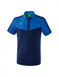 ERIMA Herren Squad Poloshirt SQUAD new royal/new navy