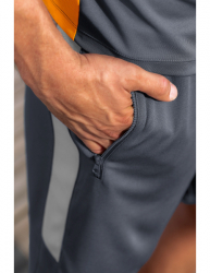 ERIMA Squad Worker Shorts slate grey/silver grey