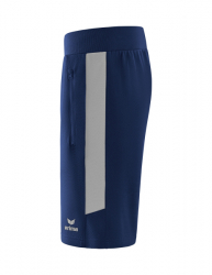 ERIMA Squad Worker Shorts new navy/silver grey