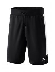 ERIMA Squad Worker Shorts schwarz/weiß