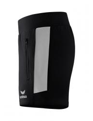 ERIMA Frauen Squad Worker Shorts SQUAD schwarz/silver grey