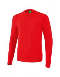 ERIMA Kinder / Herren Sweatshirt rot
