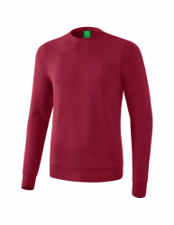 ERIMA Sweatshirt bordeaux