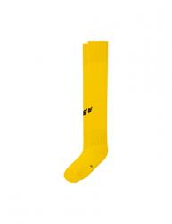 ERIMA Stutzenstrumpf mit Logo gelb