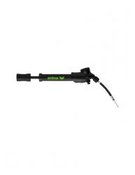 ERIMA Pumpe mit Luftdruckmesser schwarz/green gecko
