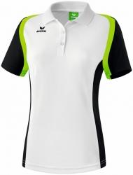 ERIMA Frauen Razor 2.0 Poloshirt Razor 2.0 weiß/schwarz/green gecko