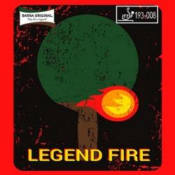 Barna Belag Legend Fire (Kurznoppe)