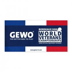 GEWO Handtuch WVC2020 Bordeaux