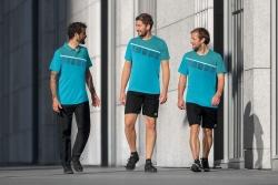 Erima Set Teamline 5-C (Poloshirt und Short)