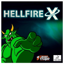 S+T Belag Hellfire X (Langnoppe)