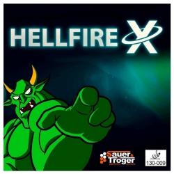 S+T Belag Hellfire X Spezial (Langnoppe)