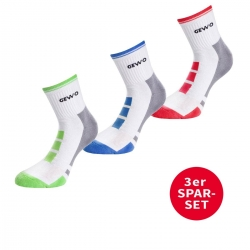 GEWO Set 3x Socke Step Flex II