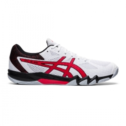 Asics Schuh Gel-Blade 7 und 1 Paar Socken gratis (Sonderposten)
