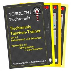 Taschentrainer-Karten