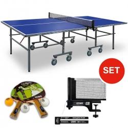 Set GEWO Tisch CS Air inkl. Netz und Schläger