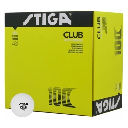 Stiga Trainingsball Club, 100-er Packung (Restposten)