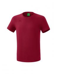 ERIMA Teamsport T-Shirt bordeaux