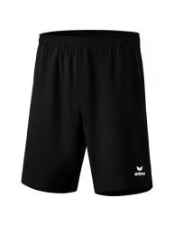 ERIMA Tennis Shorts schwarz