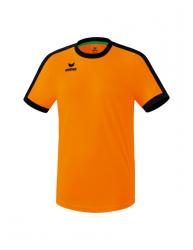 ERIMA Retro Star Trikot new orange/schwarz