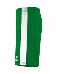 ERIMA Retro Star Shorts smaragd/weiß