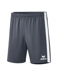 ERIMA Retro Star Shorts slate grey/weiß
