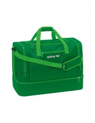 ERIMA Squad Sporttasche mit Bodenfach smaragd/fern green