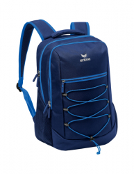 ERIMA Squad Rucksack new navy/new royal
