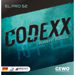 GEWO Belag Codexx EL Pro 52