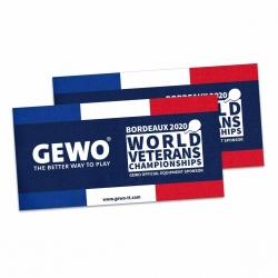 GEWO Set 2x Handtuch WVC2020