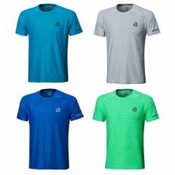 andro T-Shirt Melange Alpha Casual