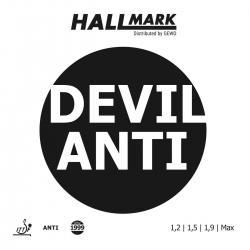Hallmark Belag Devil-Anti